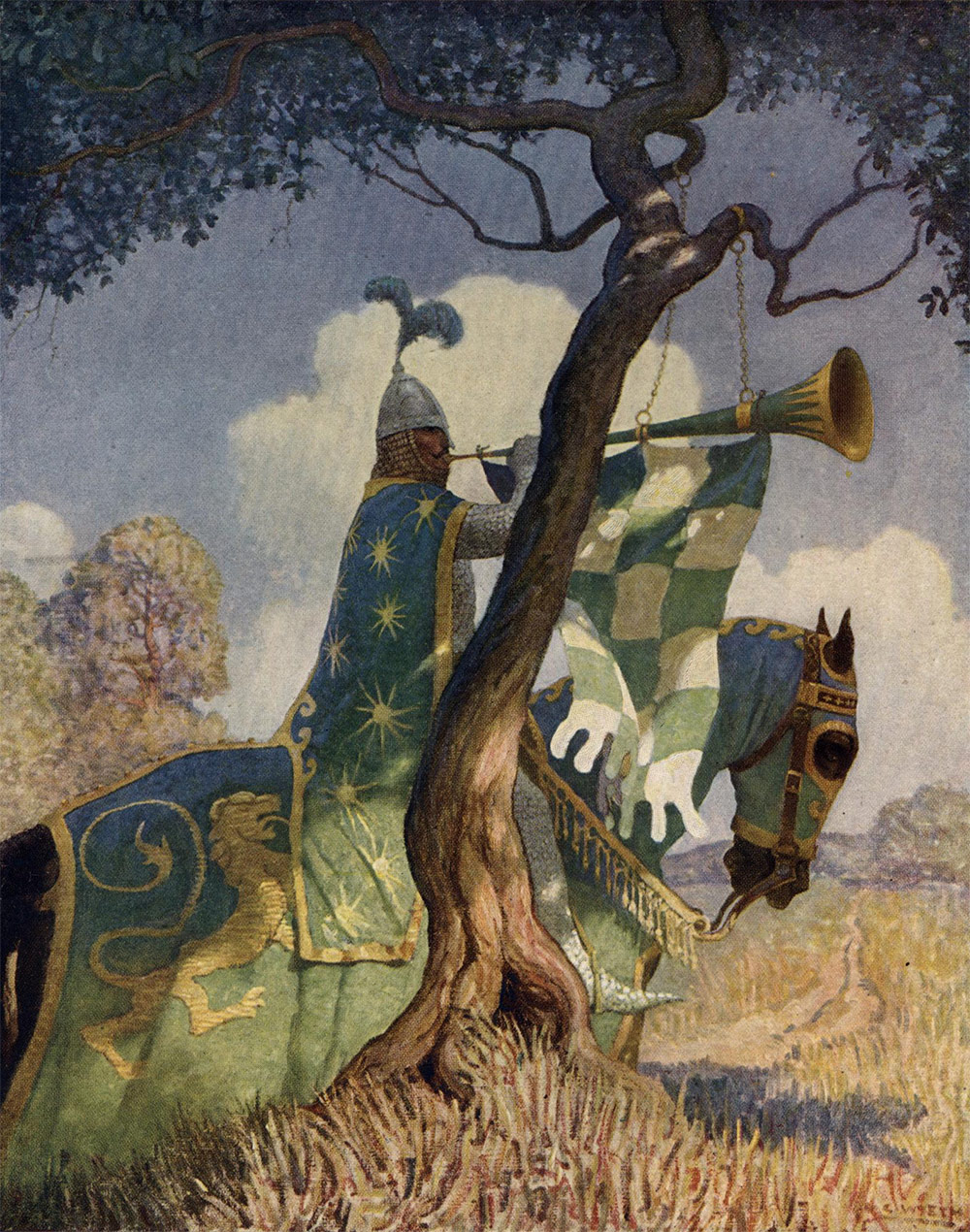 the green knight - photo #24